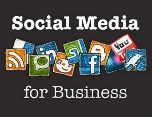 Social Media Signs For Businesses