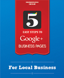 Make sure your business is in Google+, Google Local and Google+ for Business!