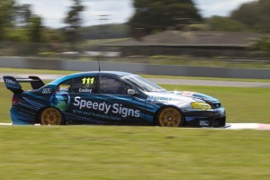Win a Hot Lap With Brock Cooley Motorsport