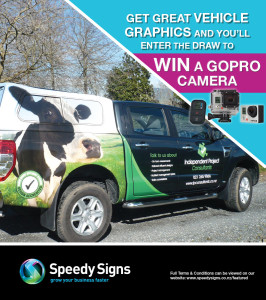 Vehicle Graphics Promotion