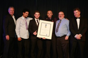 Speedy Signs Rotorua Celebrate Success at Industry Awards