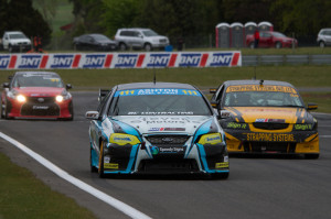 COOLEY MAKES GREAT START TO NZ TOURING CAR SERIES