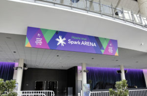 Rebranding to Spark ARENA with Speedy Signs