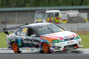 MacDonald Racing Team Claims Championship Title in the Speedy Signs Ford Falcon
